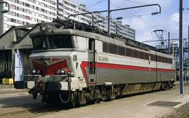 construction of locomotives
