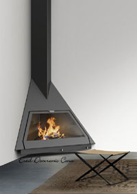 fireplaces suspended angle 114