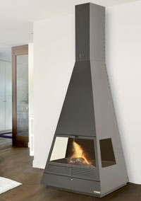 Fireplace Front 58