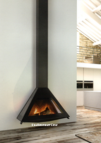 Manufacturer of wall fireplace