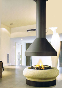 Natural gas fireplaces 89