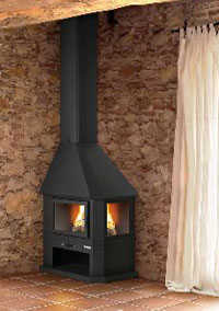 Natural gas fireplaces 99