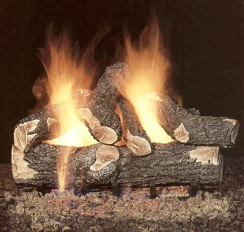 natural gas fireplaces