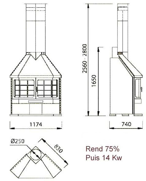 cheminée angle 12-1