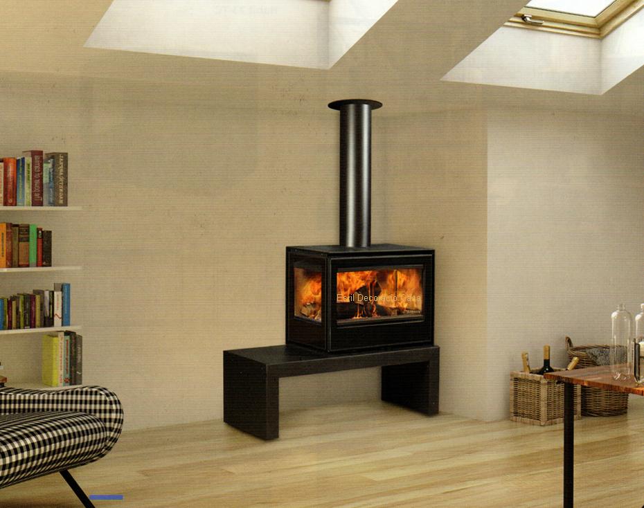 cheminée bois angle 123
