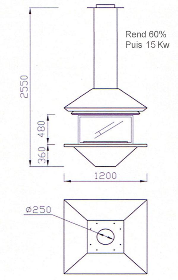 cheminee centrale 15-2