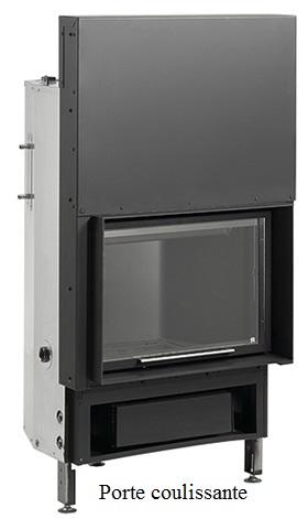 insert de face ou frontal eau dit bouilleur pour chauffage central. Black Bedroom Furniture Sets. Home Design Ideas