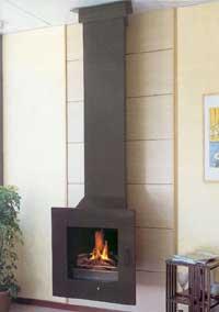 wood stove 81