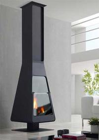 wood stove 84