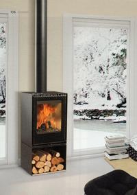 wood stove 88